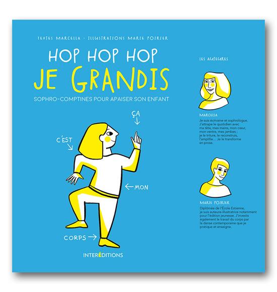 Hop Hop Hop Je grandis