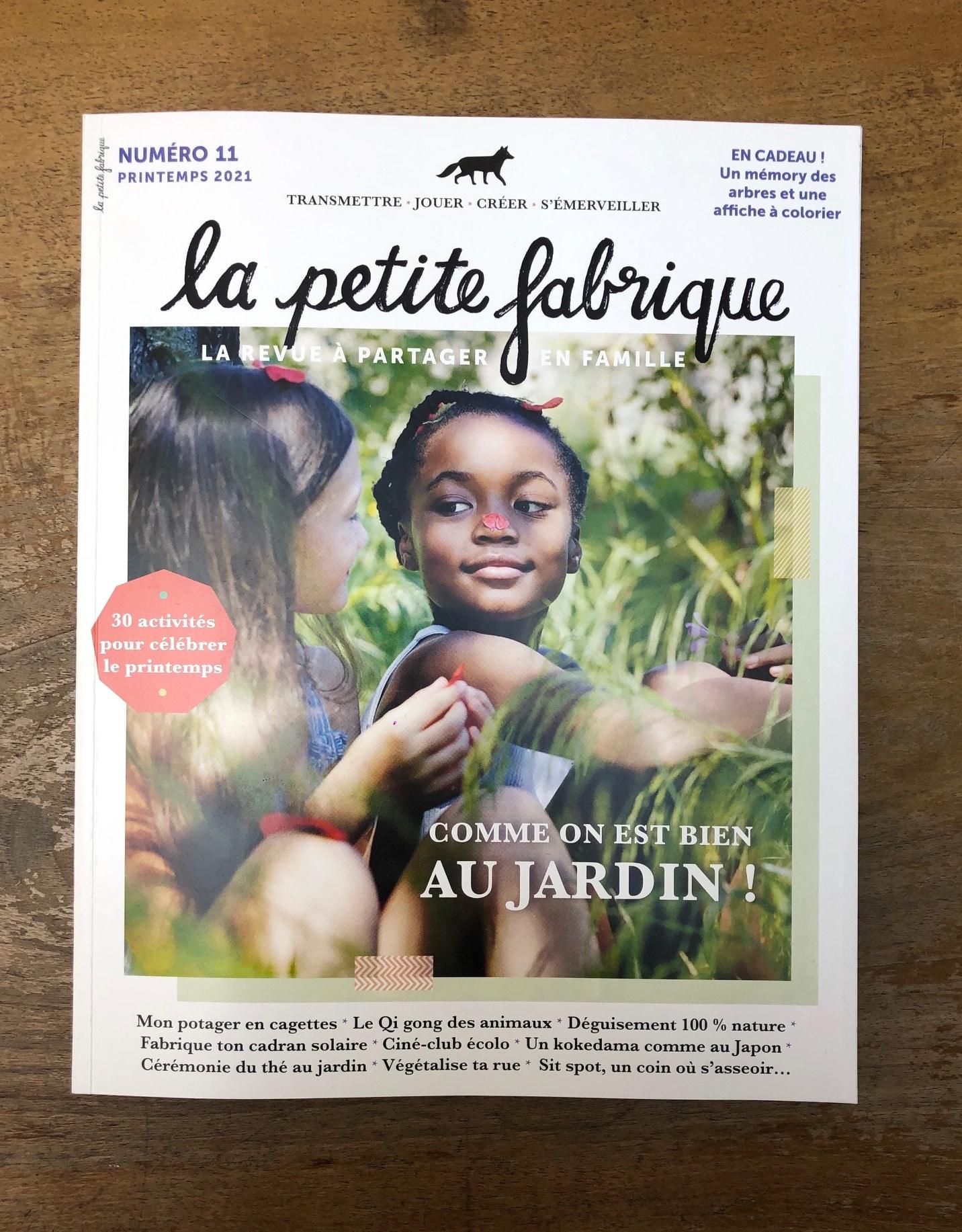 Read more about the article Les ateliers sur les 5 sens pour «La petite fabrique»