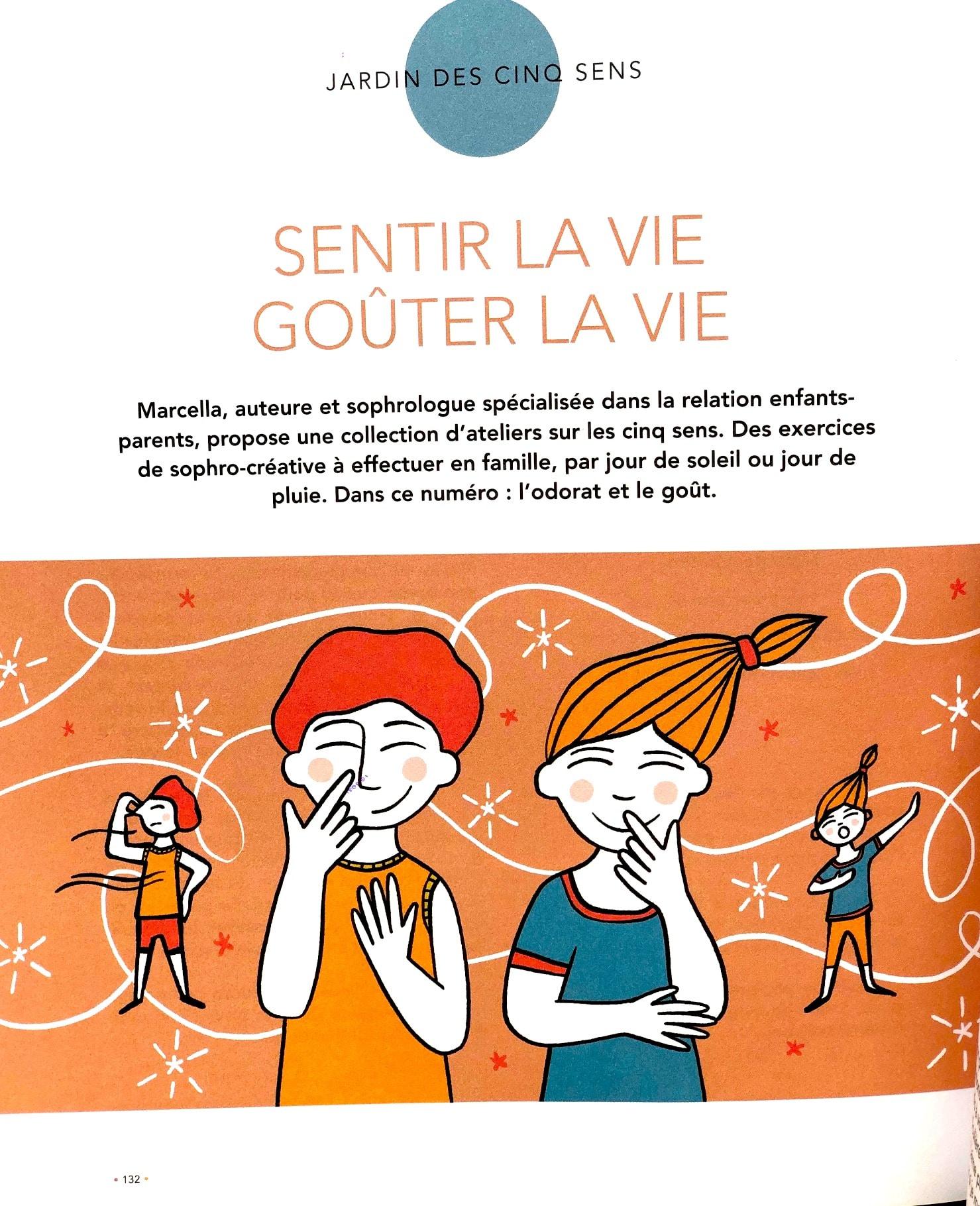 Read more about the article L'audace d'explorer avec la sophrologie